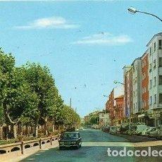 Postales: SANTO DOMINGO DE LA CALZADA - 7461 PASEO DEL ESPOLÓN. Lote 127527923