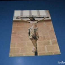 Postales: POSTAL SIN CIRCULAR - MONASTERIO DE CAÑAS 5 - LA RIOJA - CRUCIFIJO - EDITA QUINTANA. Lote 128054667