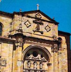 Postales: SANTO DOMINGO DE LA CALZADA, PLAZA DEL SANTO Y LA CATEDRAL, EDITOR: INTER-BURGOS Nº 5. Lote 129727867