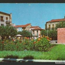Postales: SANTO DOMINGO DE LA CALZADA - VISTA PARCIAL DEL ESPOLÓN - P26691. Lote 130286898