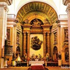 Postales: CUZCURRIETA DE RIO TIRON (LOGROÑO) -INTERIOR DE LA PARROQUIA-(POST. POLMAR Nº 4)SIN CIRCULAR/ P-4680. Lote 132923510