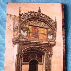 Postales: CATEDRAL GALLINERO DE SANTO DOMINGO DE LA CALZADA (LA RIOJA).. Lote 133542214