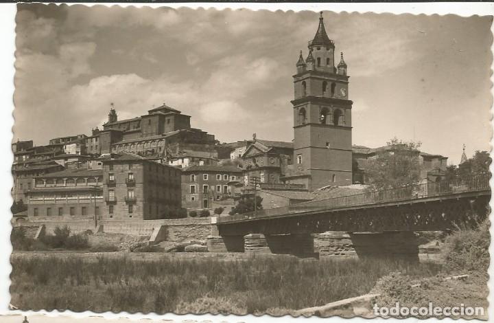 CALAHORRA - VISTA PARCIAL - Nº 11 ED. GARCÍA GARRABELLA (Postales - España - La Rioja Moderna (desde 1.940))