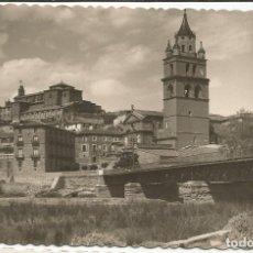 Postales: CALAHORRA - VISTA PARCIAL - Nº 11 ED. GARCÍA GARRABELLA. Lote 137740686