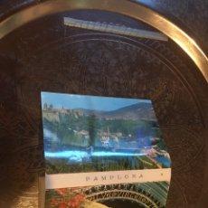 Postales: FOTO LIBRO PAMPLONA 20 MINI POSTALES. Lote 139192444