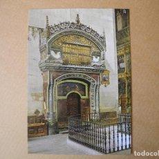Postales: SANTO DOMINGO DE LA CALZADA. EL GALLINERO (CATEDRAL) ED. INTER. N. 4. NUEVA. Lote 139724606
