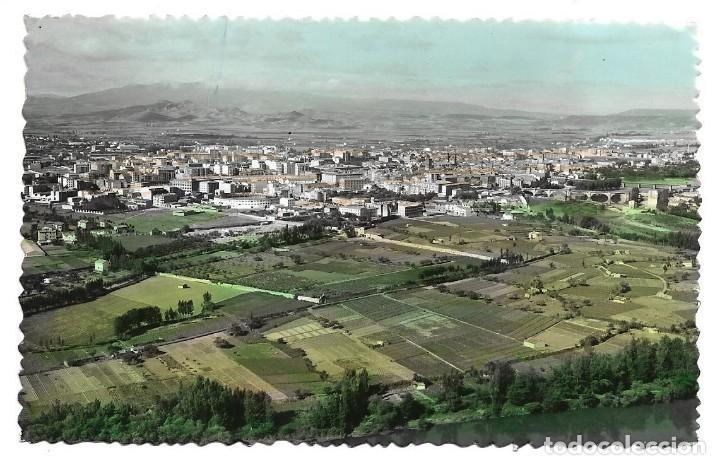 LOGROÑO Nº 39 VISTA GENERAL .- EDICIONES SICILIA (Postales - España - La Rioja Moderna (desde 1.940))