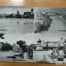 Postales: LOGROÑO. VISTAS. ED. SICILIA.. Lote 142721266