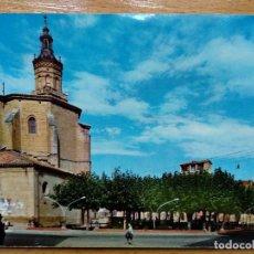 Postales: FUENMAYOR - LOGROÑO - LA RIOJA. IPASEO Nº3 ARTFI.. Lote 143046082