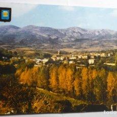 Postales: POSTAL CIRCULADA TORRECILLA EN CAMEROS .-GENERAL. Lote 143547894