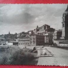 Postales: CALAHORRA POSTAL FOTOGRÁFICA VISTA PARCIAL AÑOS '50. Lote 146492806