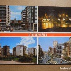 Postales: LOGROÑO. N 37 ED. CALPEÑA. NUEVA SIN CIRCULAR.. Lote 146785814