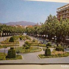 Postales: POSTAL HARO .-PASEO VEGA Y JARDINES -CIRCULADA. Lote 146933878