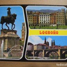 Postales: LOGROÑO. BELLEZAS DE LA CIUDAD. N. 26. ED. GARCIA GARRABELLA NUEVA. Lote 147629690