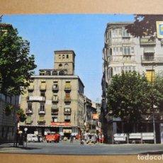 Cartes Postales: LOGROÑO. PLAZA DE A. SALVADOR N. 31 ED. DOMINGUEZ. CIRCULADA 1970. Lote 147717290
