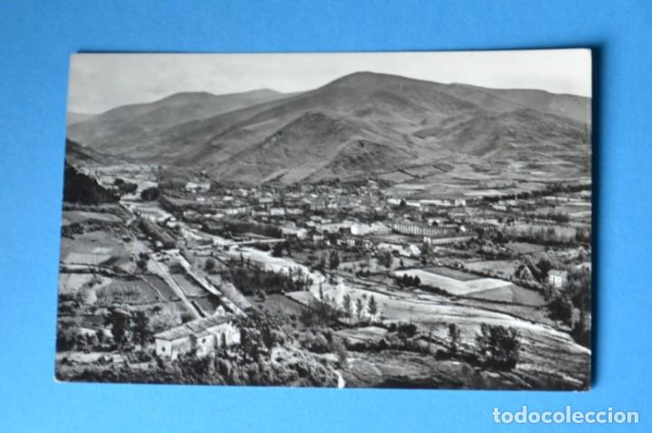 POSTAL DE EZCARAY ( LOGROÑO): VISTA GENERAL (Postales - España - La Rioja Moderna (desde 1.940))