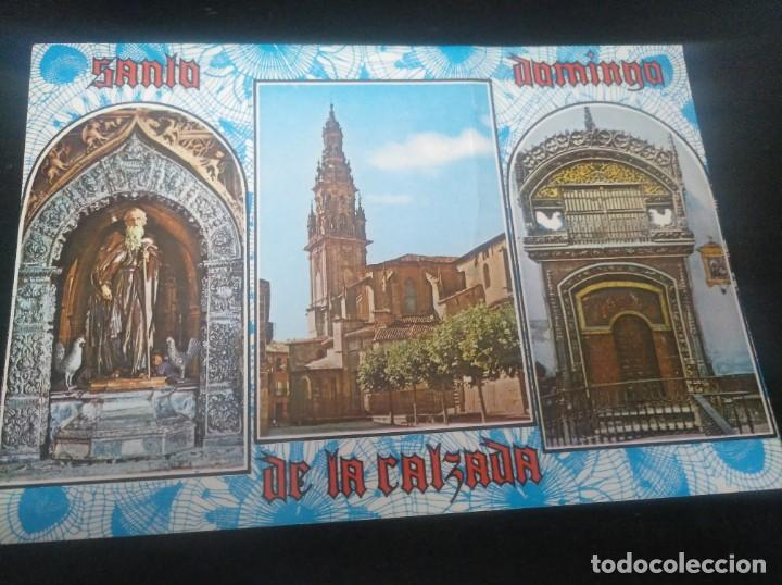 SANTO DOMINGO DE LA CALZADA. EDITORIAL BEASCOA (Postales - España - La Rioja Moderna (desde 1.940))