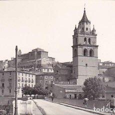 Postales: POSTAL CALAHORRA CATEDRAL Y PALACIO. Lote 149974486