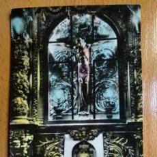 Cartes Postales: SANTISIMO CRISTO DEL PERDON. CERVERA DEL RIO ALHAMA. RIOJA. Lote 150244586