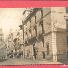 Postales: LOGROÑO-10 CALLE DEL GENERAL MOLA, EDIC-. GARCIA GARRABELLA, SIN CIRCULAR, VER FOTOS. Lote 155356950