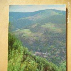 Postales: MONASTERIO DE VALVANERA (LA RIOJA) - RODEADO DE SU HERMOSO PAISAJE. Lote 156608694
