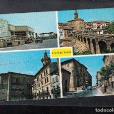 Postales: 2.- CENICERO. ESTACION DE SERVICIO Y CAFETERIA. Lote 156977198