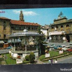 Postales: 392 - HARO. PLAZA DE LA PAZ. STAND DEL VINO FINO. Lote 156980370