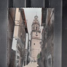 Postales: HARO. 22. CALLE SANTO TOMÁS, AL FONDO PARROQUIA.. Lote 156981374