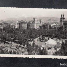 Postales: LOGROÑO. PANORÁMICA DEL ESPOLÓN Y AUDITOIUM. Lote 156981650