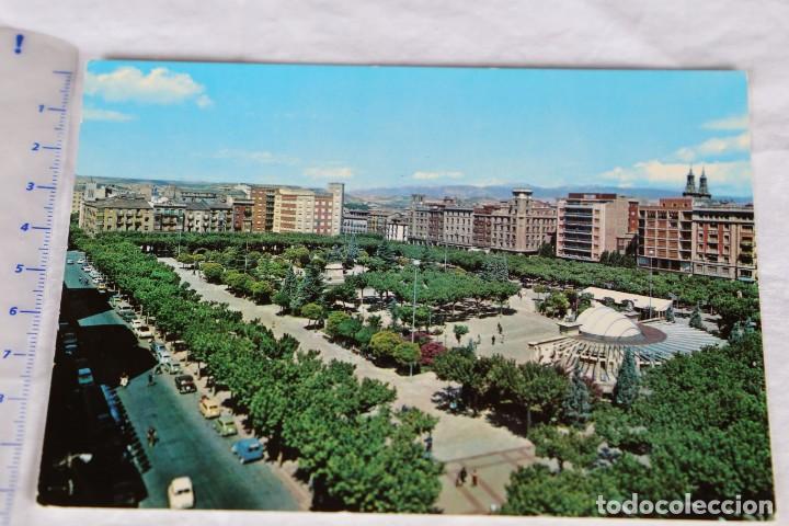 LOGROÑO VER IMAGEN DEL REVERSO: PROGRAMA AYUNTAMIENTO LOGROÑO FESTIVALES DE ESPAÑA1966- SIN CIRCULAR (Postales - España - La Rioja Moderna (desde 1.940))