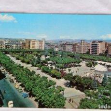 Postales: LOGROÑO VER IMAGEN DEL REVERSO: PROGRAMA AYUNTAMIENTO LOGROÑO FESTIVALES DE ESPAÑA1966- SIN CIRCULAR. Lote 157127394