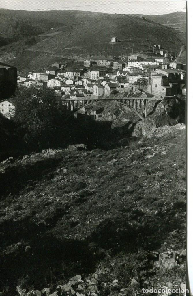 ORTÍGOSA DE CAMEROS-VISTA GENERAL- FOTOGRÁFICA -RARA (Postales - España - La Rioja Moderna (desde 1.940))