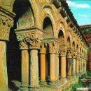 Postales: SANTILLANA DEL MAR (CANTABRIA) COLEGIATA, CAPITELES. Lote 159658218