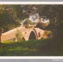 Postales: CIHURI (LA RIOJA).- PUENTE ROMANO. Lote 160347522