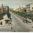 Postales: POSTAL SANTO DOMINGO DE LA CALZADA - AVDA. DEL GENERALISIMO - EDIC. L. MONTAÑES. Lote 160895666