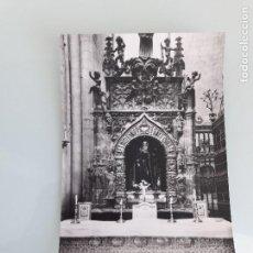 Postales: TARJETA POSTAL - SANTO DOMINGO DE LA CALZADA Nº 17 - LOGROÑO - EDICIONES SICILIA - ZARAGOZA. Lote 163601770