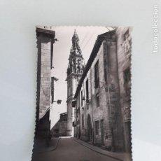Postales: TARJETA POSTAL - SANTO DOMINGO DE LA CALZADA Nº 2 - LOGROÑO - EDICIONES SICILIA - ZARAGOZA. Lote 163602466