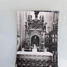 Postales: TARJETA POSTAL - SANTO DOMINGO DE LA CALZADA Nº 24 - LOGROÑO - EDICIONES SICILIA - ZARAGOZA. Lote 163602650