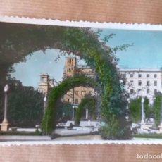 Postais: POSTAL DE LOGROÑO, JARDINES DEL ESPOLÓN, ED. JOSECHU. Lote 166595534