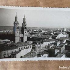 Postales: LOGROÑO VISTA GENERAL, Nº 21. ED. JOSECHU. Lote 166714814