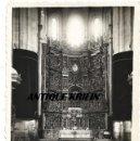 Postales: SANTO DOMINGO DE LA CALZADA Nº 2 RETABLO DEL ALTAR MAYOR . Lote 168251712
