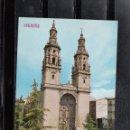 Postales: 152 - LOGROÑO. TORRES DE LA CATEDRAL REDONDA. Lote 168660356