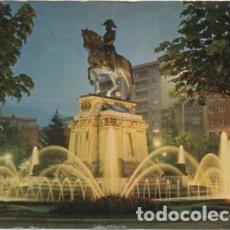 Postales: POSTAL DE LA RIOJA. LOGROÑO. ESTATUA DEL GENERAL ESPARTERO P-RIOJA-054. Lote 171107645