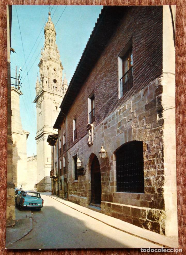 PARADOR NACIONAL DE SANTO DOMINGO DE LA CALZADA (Postales - España - La Rioja Moderna (desde 1.940))