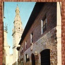 Postales: PARADOR NACIONAL DE SANTO DOMINGO DE LA CALZADA. Lote 171169810