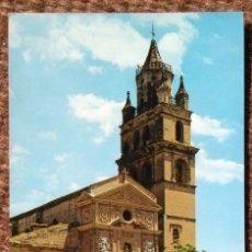 Postales: CALAHORRA - CATEDRAL. Lote 178181008