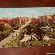 Cartes Postales: LOGROÑO CALLE VARA DE REY Y ESPOLÓN, CIRCULADA 30/11/67- BEASCOA, DIST. EXCL. CALPEÑA. Lote 182887083