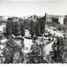 Cartes Postales: POSTAL DE LOGROÑO - PLAZA DEL ESPOLÓN. Lote 191772757