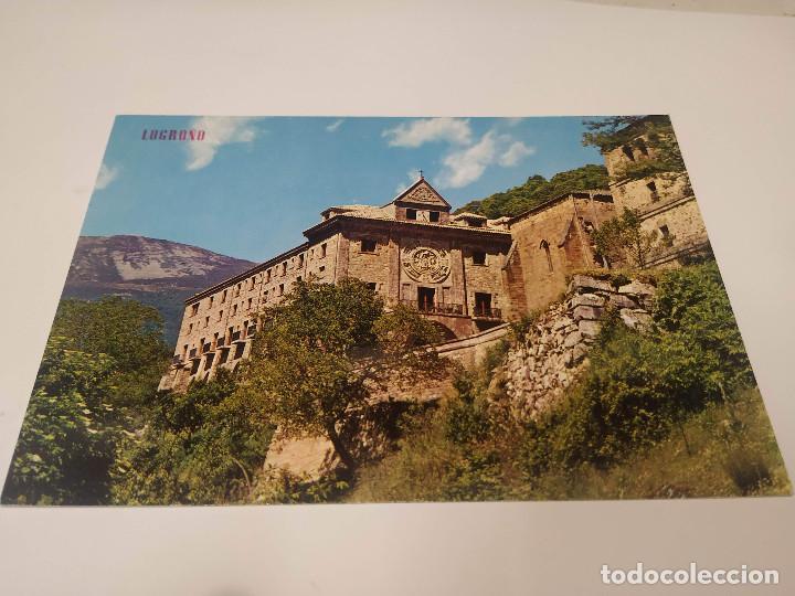 LA RIOJA - POSTAL LOGROÑO - MONASTERIO DE VALVANERA (Postales - España - La Rioja Moderna (desde 1.940))