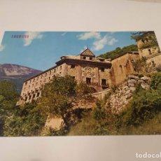 Postales: LA RIOJA - POSTAL LOGROÑO - MONASTERIO DE VALVANERA. Lote 193735253